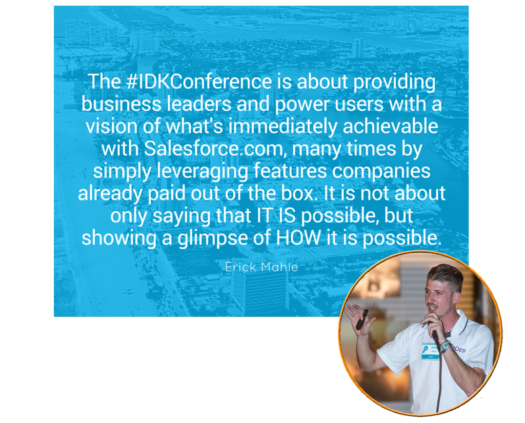 #IDKConference | Why We Host It